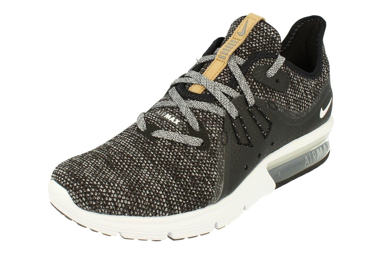 Nike Nike Nike Air Max Sequent 3 kvinnor springaning Trainers 908993 skor skor 011  Njut av att spara 30-50% rabatt