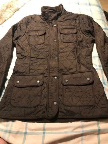 Jacket Barbour 8 Wax Dames maat E7O6P1qP