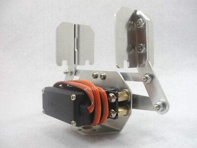 NEW Manipulator Mechanical Arm Paw Gripper Clamp For MG995 SERVO Arduino Robot