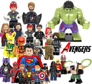 lego-DC-the-avengers-mini-figures-building-blocks-Toys-Super-Heroes-Hulk-Thor