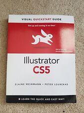 Visual QuickStart Guide: Illustrator CS5 by Elaine Weinmann and Peter Lourekas