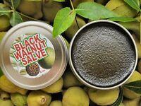 Black Walnut Salve Anti Fungal Salve You Choose Size