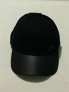 00557fc68 Details about BNWT ~ NIKE SPORTSWEAR HERITAGE 86 878164-010 Black ~ RET $30  + TAX