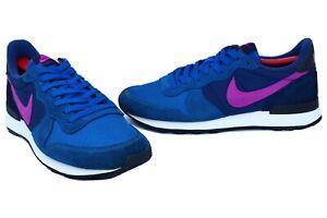 Nike Internationalist Women Navy Purple