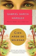 CIEN ANOS DE SOLEDAD / ONE HUNDRED YEAR - GABRIEL GARCIA MARQUEZ (PAPERBACK)