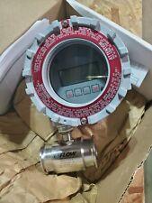 Sanitary Flow Meter Totalizer Flow Technology Br30 Nema 4x Enclosure Tri Clamp
