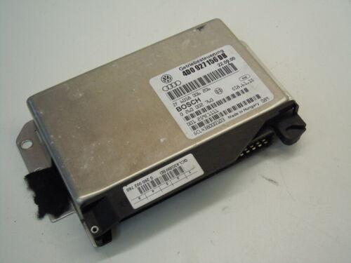 Audi A8 D2 2.8 Quattro Gearbox Transmission Controller ECU TCU 4D0927156DB