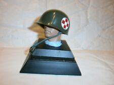 VINTAGE ACTION MAN 40th LOOSE COMBAT  SOLDIER JACKHAMMER HELMET /& GLOVES