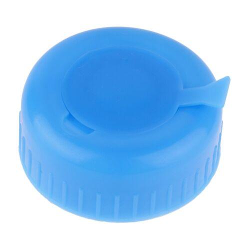 5 Reusable Water Barrelled Bottle Screw on Seal Cap Non-Spill Lid 3-5 Gallon Jug