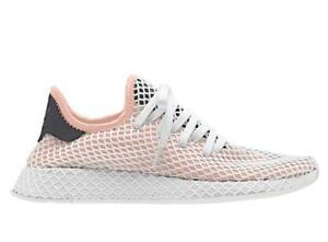 new product 71511 07c05 Image is loading Mens-Adidas-Deerupt-Runner-Core-Black-Cloud-White-