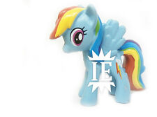 MY LITTLE PONY RAINBOW DASH STATUETTA PERSONAGGIO FIGURE principessa gioco luna