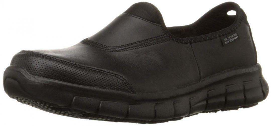 Skechers Women's Work Relaxed Fit Sure Track