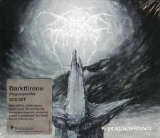 Darkthrone - Plaguewielder 2CD 2012 Peaceville black metal Norway