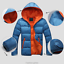Fashion-Men-Boy-Winter-Warm-Hooded-Thick-Padded-Jacket-Zipper-Slim-Outwear-Coat miniatura 10