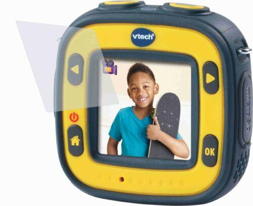 Vtech Kidizoom Action Cam (4x) CrystalClear LCD screen guard protector de pantal