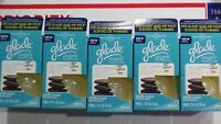 2 GLADE PLUGIN SCENTED OIL REFILLS NEW COOL SERENITY PLUGINS Home Furnishings