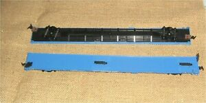 Lot-2-Vintage-Athearn-HO-Scale-Gauge-Long-86-039-Flat-Cars-Cargo-Great-Northern-NOS