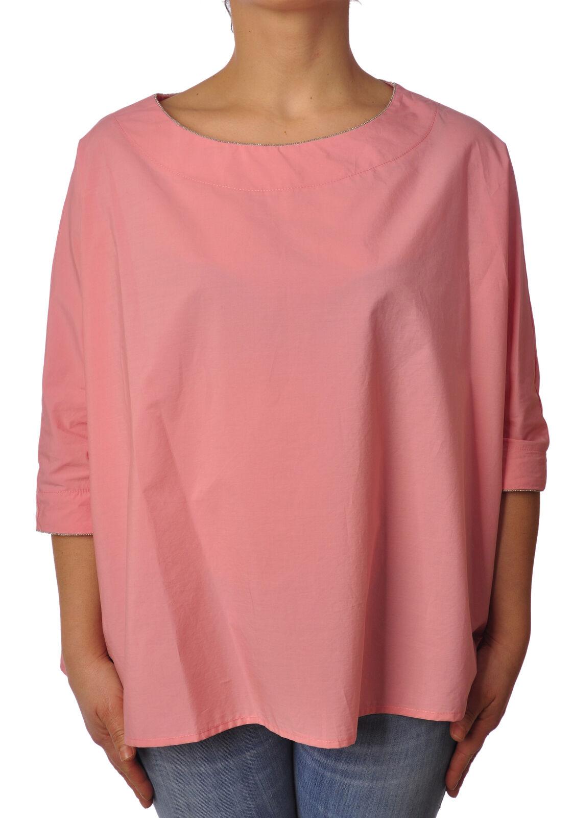 Ottod'ame - Shirts-Shirt - Woman - Rosa - 4953223B180941