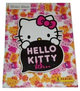 Hello Kitty Fashion Album Vuoto Panini
