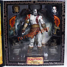"Neca God of War 3 Ultimate Kratos 7"" Action Figure 1:12 Game Collection Toy New"