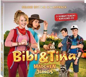 Bibi & Tina: Mädchen gegen Jungs, Der Soundtrack zum 3. Kinofilm, 2 Audio-CD (..