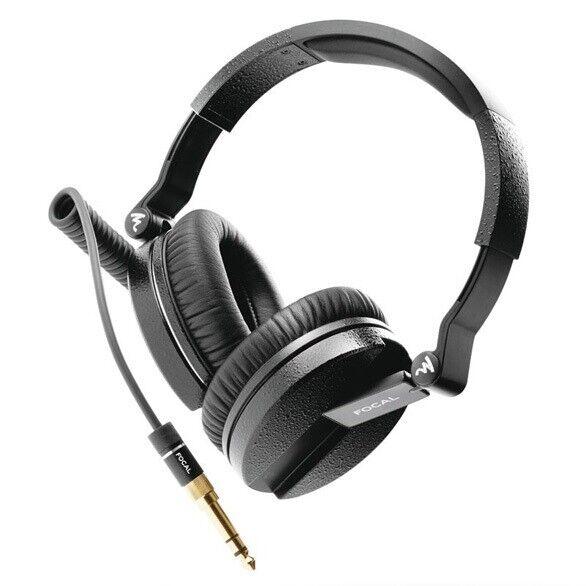HiFi / DJ hovedtelefoner, Andet mærke, Focal Spirit