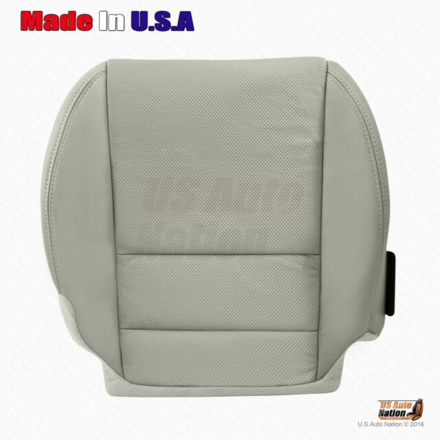 RIGHT Bottom Perforated Cover Gray For 2007 2008 2009 2010