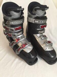 0b7f848310a Salomon Performa Pulse Thermicfit Men's Ski Boots Mondo 27.5 - Black ...