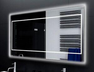 Badspiegel-mit-LED-Beleuchtung-Badezimmerspiegel-Bad-Spiegel-Wandspiegel-M137
