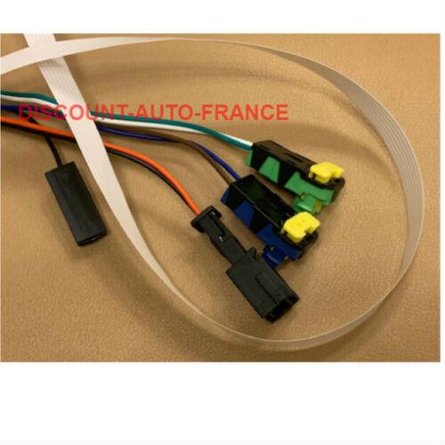Câble 7 pins contacteur tournant airbag Renault SCENIC 2 MEGANE 2 connecteurs