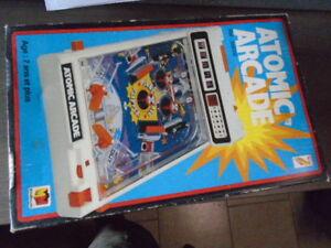 Flipper Vintage Tomy Atomic Arcade Epok Goldorak