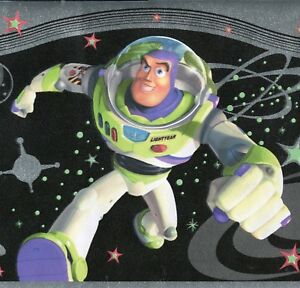 Toy Story Buzz Lightyear In Space Wallpaper Border Only6 Disney