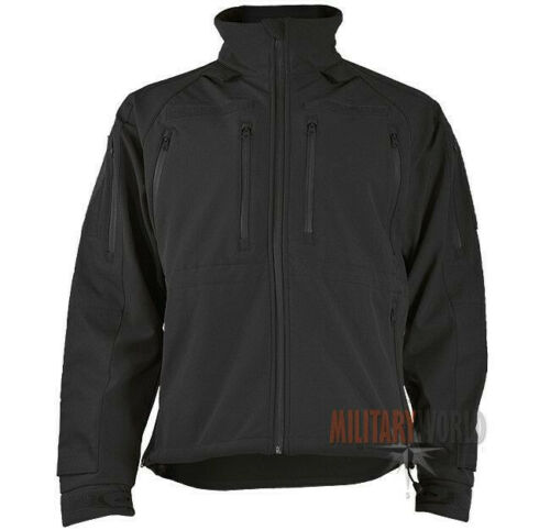 Giacca Outdoor tec Mil Funzionale Nero Professional Softshell Più Trekking RT4vq5