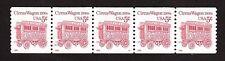 #2452D Circus Wagon PNC5 Pl #S1 - MNH