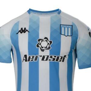 Camiseta Oficial Racing Club De Avell 19 20 0063 Otros Talles Consultar Ebay