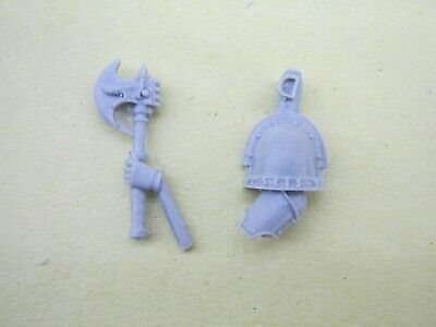 FORGEWORLD Horus Heresy SPACE WOLVES DEATHSWORN R ARM BOLT PISTOL Bits B