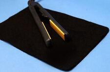50x Black Heat Proof Resistant Flat Mat For GHD Hair Straightener BULK BUY OFFER