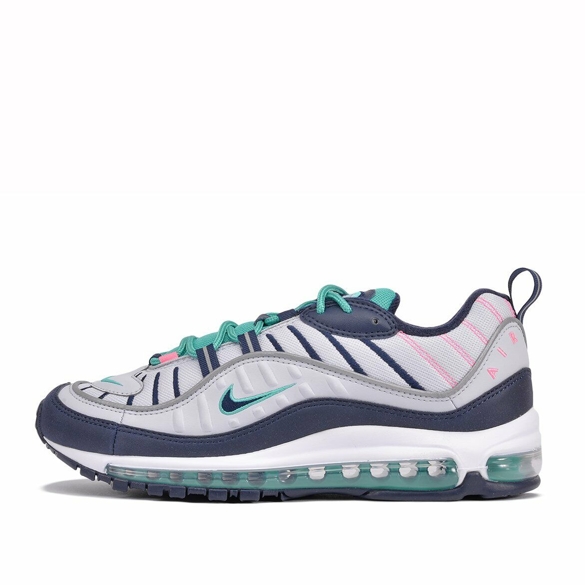 Nike air max 97 south beach ondata di puro platino ossidiana 640744-005 sz9