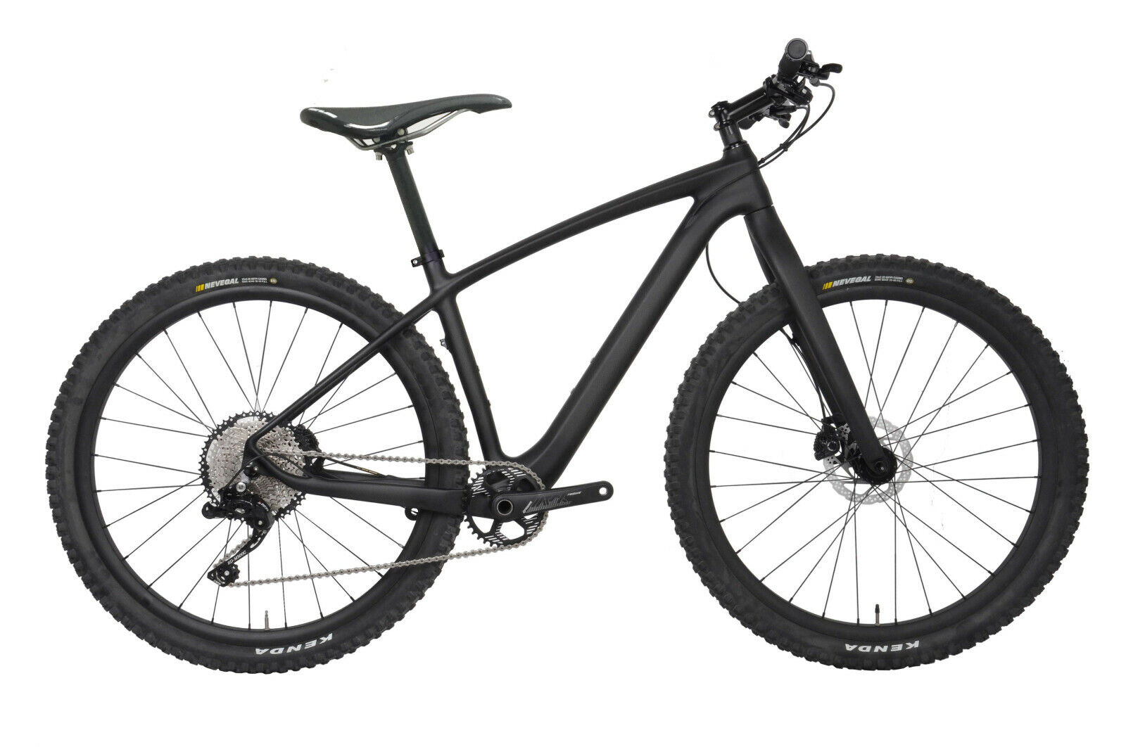 NEW 29er Carbon Bike MTB Complete Mountain Bicycle Wheels 12s Fork Hardtail 17.5