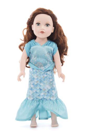 Doll Dress Mermaid 2018