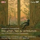 Wie Schön Hier Zu Verträumen-Lieder Und von Utz (2011)