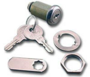 1-1-8-034-PINBALL-MACHINE-ARCADE-GAME-LOCK-DOUBLE-BITTED-SUZO-HAPP-COIN-DOOR-1-1-8-034