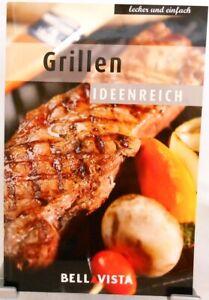 GRILLEN + Ideenreiches Kochbuch + Ratgeber mit leckeren Rezepten (51-1)