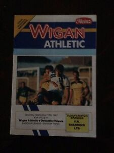 Wigan-Athletic-v-Doncaster-Rovers-programme-1987-88