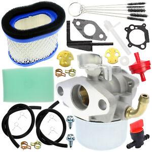 Carburetor Fit 591925 693518 698475 698479 Motor Powered Chipper Generator Carb