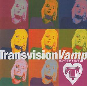 Transvision Vamp  Baby I Don039t Care CD Album - Thatcham, Berkshire, United Kingdom - Transvision Vamp  Baby I Don039t Care CD Album - Thatcham, Berkshire, United Kingdom