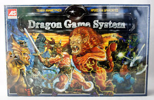 RARE-VINTAGE-DARK-WORLD-DRAGON-GAME-SYSTEM-BOARD-GAME-GREEK-EDITION-NEW-SEALED