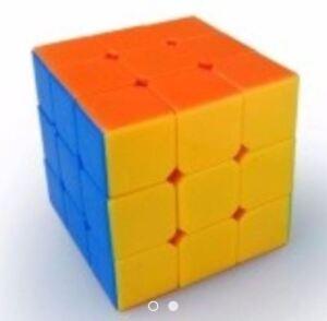 Dayan-ZhanChi-Speed-Cube-3x3x3-Cube-4-2-cm-Mini-Stickerless