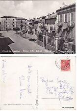 # PENNA IN TEVERINA: PIAZZA DELLA LIBERTA' - VIA ROMA   1955