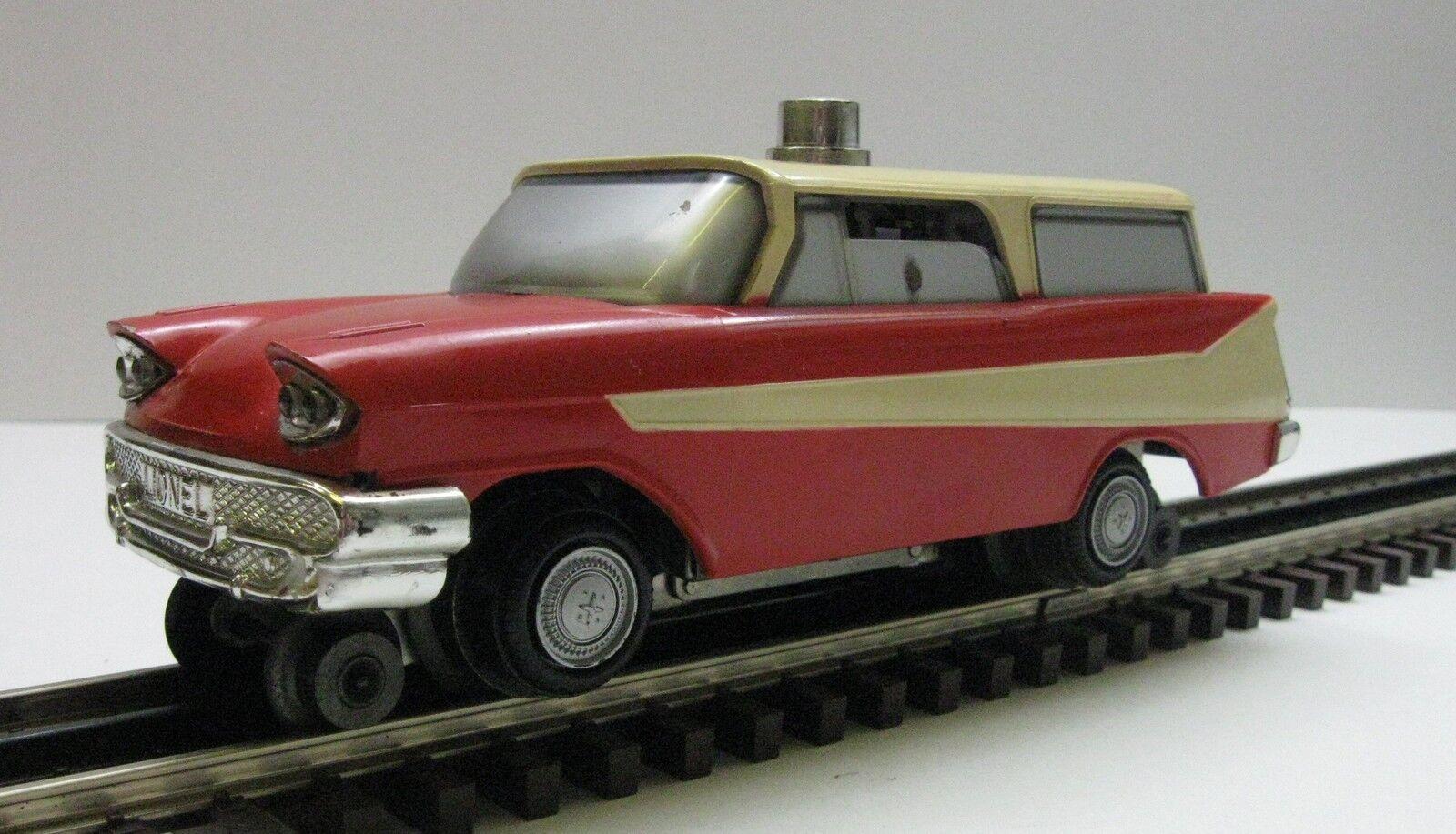 Lionel 68 O Gauge Executive Inspection Car